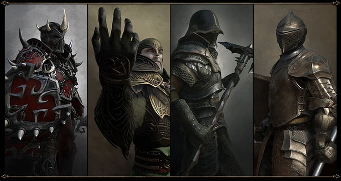 folklore dark myth Britannia King Arthur Anglo grim dark narrative with hope for contemporary politics, society NeocoreGames King Arthur: Knight's Tale