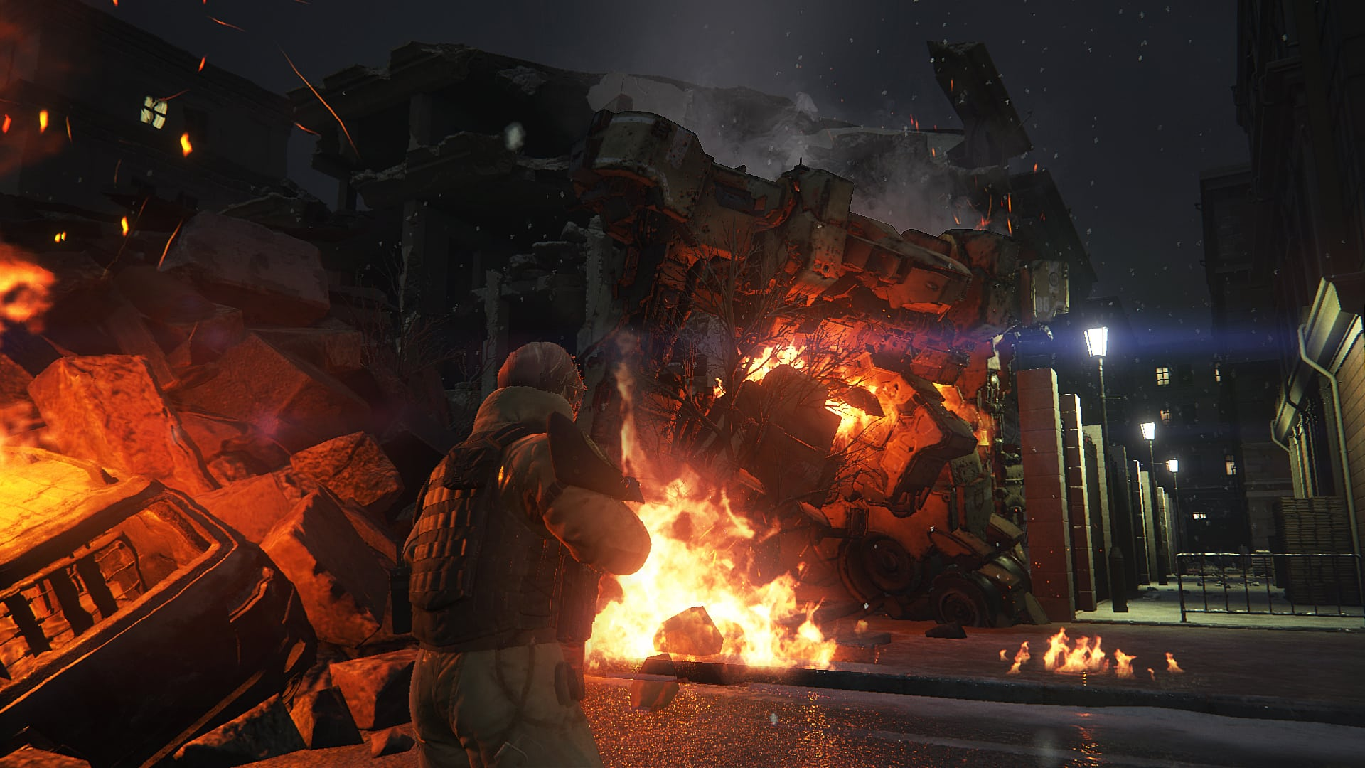 Left Alive Ilinx Square Enix Front Mission survival stealth spin-off offers hope and choice, unlike The Last of Us Part II Naughty Dog