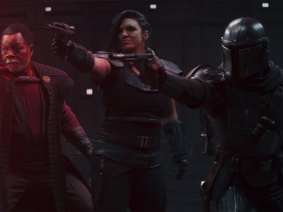 Gina Carano fired abhorrent social media post Star Wars The Mandalorian lucasfilm disney