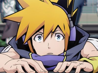 The World Ends with You: The Animation anime Square Enix
