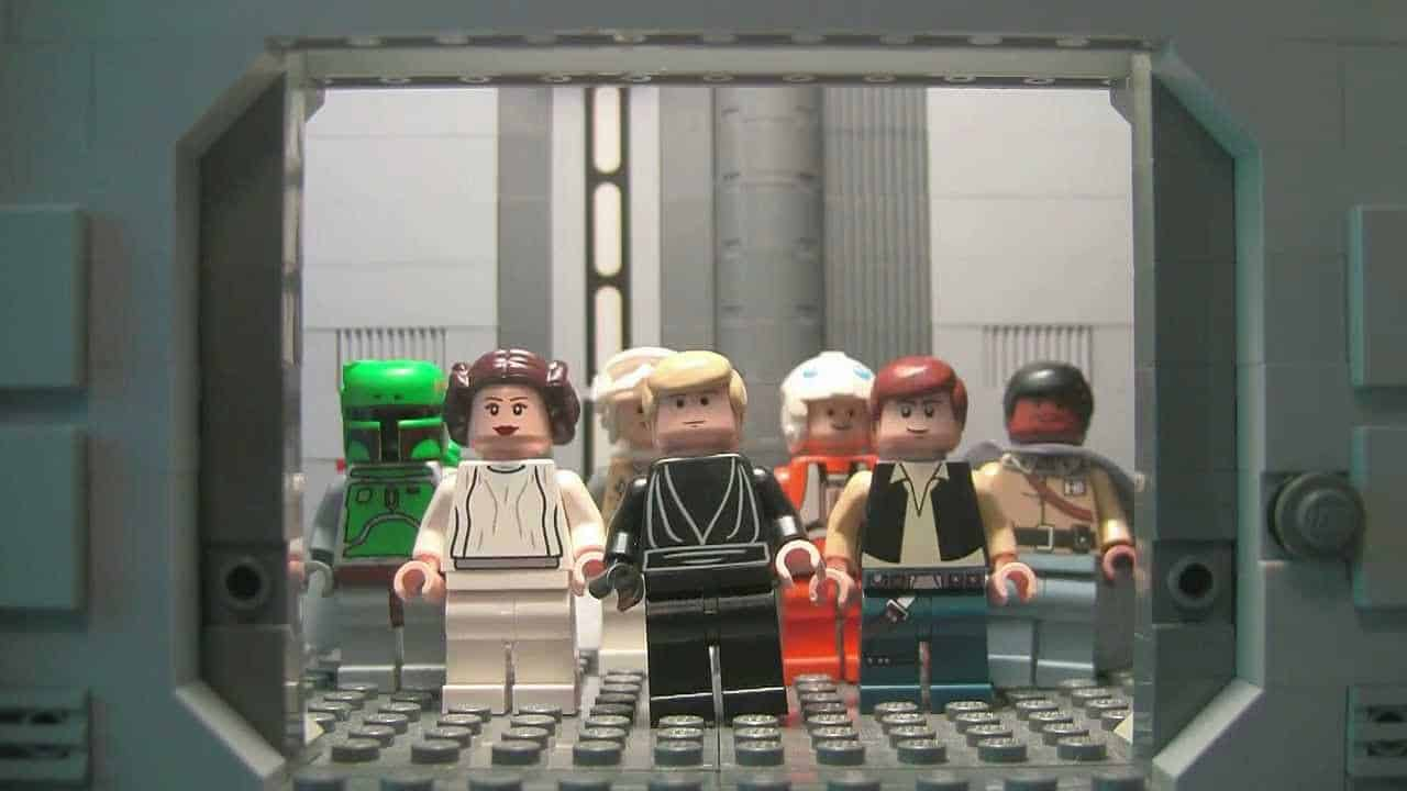 we need The Lego Star Wars Holiday Special to heal schism, unite fans Disney+ Lucasfilm