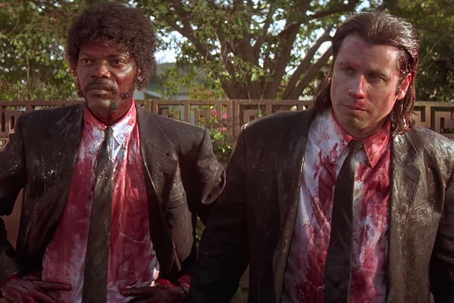 Quentin Tarantino Reservoir Dogs and Pulp Fiction Offered Morality Plays for the 1990s