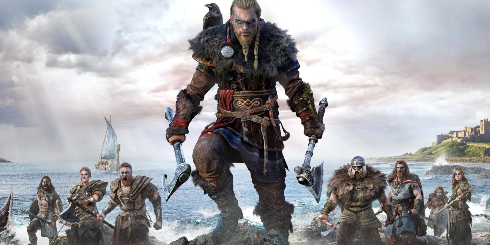Ubisoft review Assassin's Creed Valhalla review Xbox One S