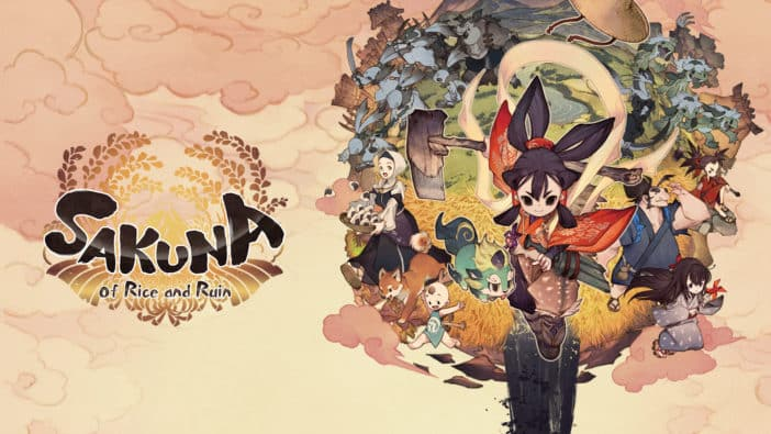 sakuna: of rice and ruin review edelweiss xseed games marvelous action sidescrolling farming simulation