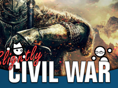 Slightly Civil War best dark souls boss Jack Packard Yahtzee Croshaw