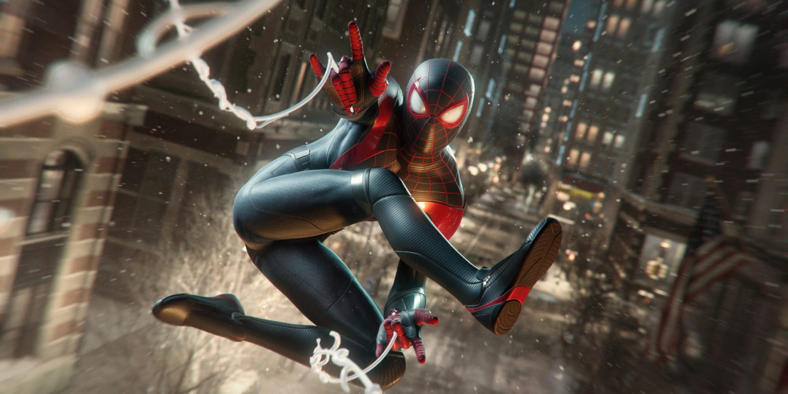 Spider-Man: Miles Morales review Insomniac Games PlayStation 4 PlayStation 5