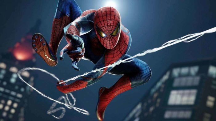 Video game news 11/11/20: Spider-Man Remastered keeps Avengers reference, The Game Awards nominees soon, Minecraft Dungeons cross-play The Pathless launch trailer AEW game from Yuke's
