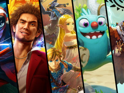 five Single Player Games November 2020 The Pathless Bugsnax Yakuza: Like a Dragon The Falconeer Hyrule Warriors: Age of Calamity