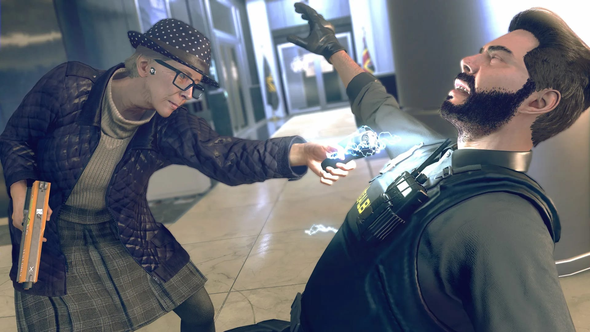 Ubisoft Watch Dogs: Legion impressive underbaked play as anyone NPC mechanic in London