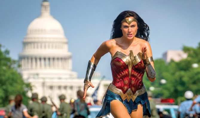 Warner Bros. Wonder Woman 1984 HBO Max release January or delay summer 2021 June July movie theaters box office Patty Jenkins