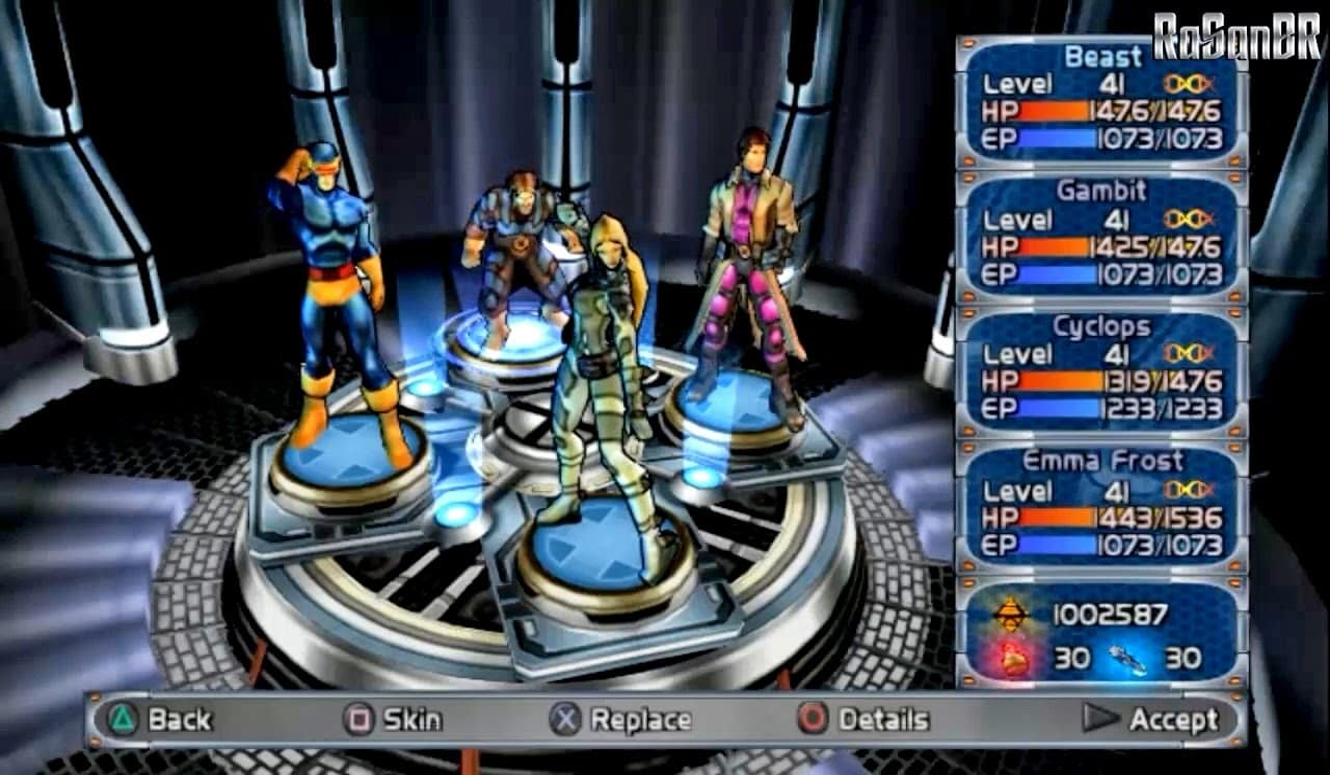 X-Men Legends Marvel: Ultimate Alliance Marvel Comics universe for video games before MCU Marvel Cinematic Universe at Raven Software