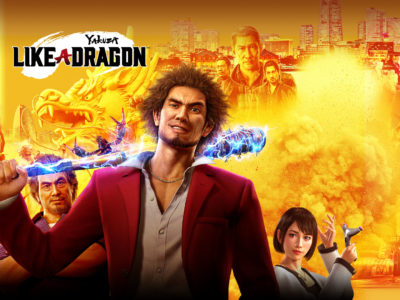Yakuza: Like a Dragon review Xbox Series X Xbox One Sega RGG Studio Ryu ga Gotoku Studio RPG