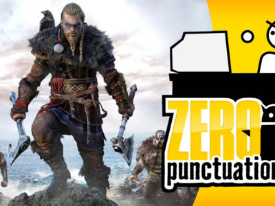 Ubisoft Assassins Creed Valhalla Zero Punctuation review Yahtzee Croshaw Assassin's Creed Valhalla