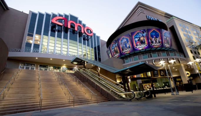 Theater Chains Respond to the Decision to Release Warner Bros. Films on HBO Max amc cinegroup regal cinemas cinemark