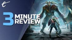 Chronos: Before the Ashes review in 3 minutes gunfire games not vr