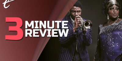 chadwick boseman viola davis denzel washington Review Ma Rainey's Black Bottom Review in 3 Minutes