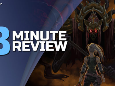 Morbid: The Seven Acolytes Review in 3 Minutes still running merge games soulslike