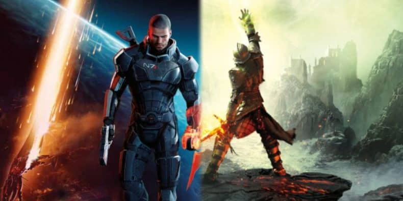 BioWare General Manager Casey Hudson and Dragon Age Executive Producer Mark Darrah are leaving BioWare. Future of Mass Effect, Anthem safe EA Electronic Arts