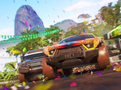 EA Codemasters Take-Two, purchase, DiRT