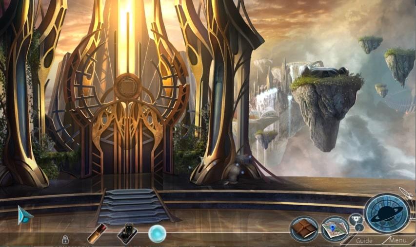 Beyond: Star Descendant hidden-object puzzle adventure HOPA