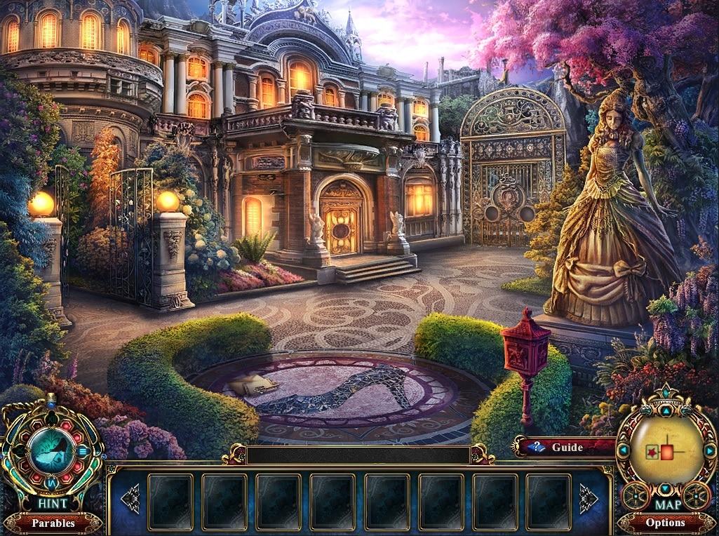 Dark Parables: The Final Cinderella hidden-object puzzle adventure HOPA