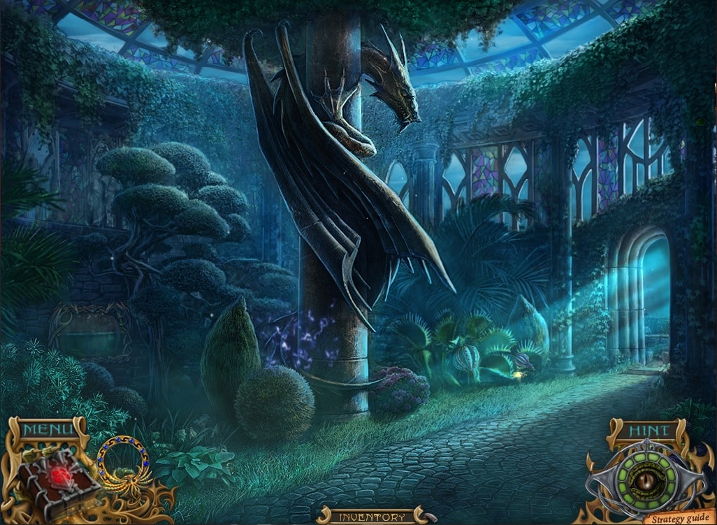 Spirits of Mystery: Song of the Phoenix hidden-object puzzle adventure HOPA