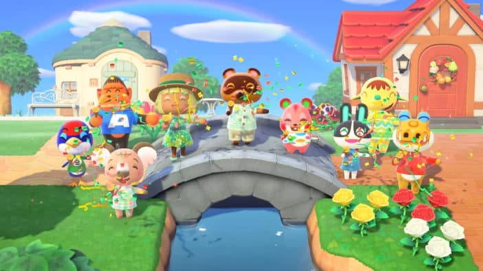 Animal Crossing: New Horizons Nintendo Switch 2020 year in review
