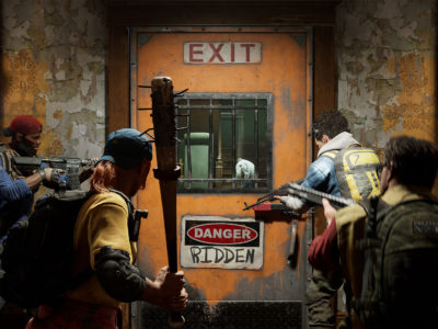 Back 4 Blood preview Turtle Rock Studios evolution and successor to Left 4 Dead 2 Valve, with random roguelike card mechanic