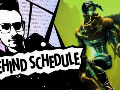 Behind Schedule The Legacy of Kain: Soul Reaver retro review Jesse Galena