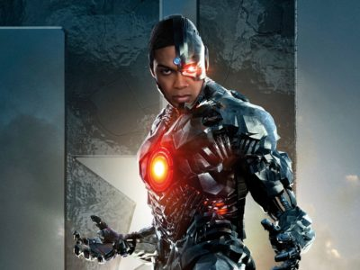 Cyborg Ray Fisher out Justice League DC Films Walter Hamada