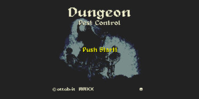 Dungeon Pest Control Filippo Bodei filipp8 ottobit