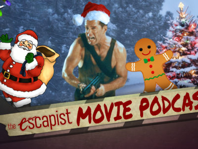 the escapist movie podcast christmas movies die hard