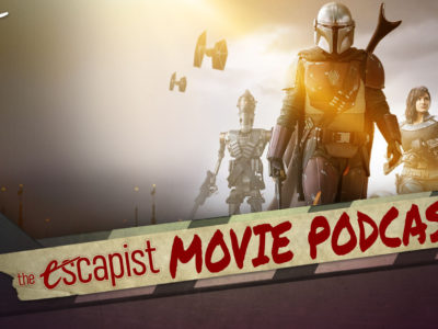 the escapist movie podcast disney star wars movies television forever disney investor day the mandalorian luke skywalker