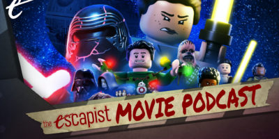 Unwrapping a Star Wars and Netflix Christmas | The Escapist Movie Podcast lego star wars holiday special