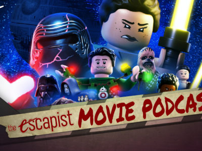 Unwrapping a Star Wars and Netflix Christmas   The Escapist Movie Podcast lego star wars holiday special
