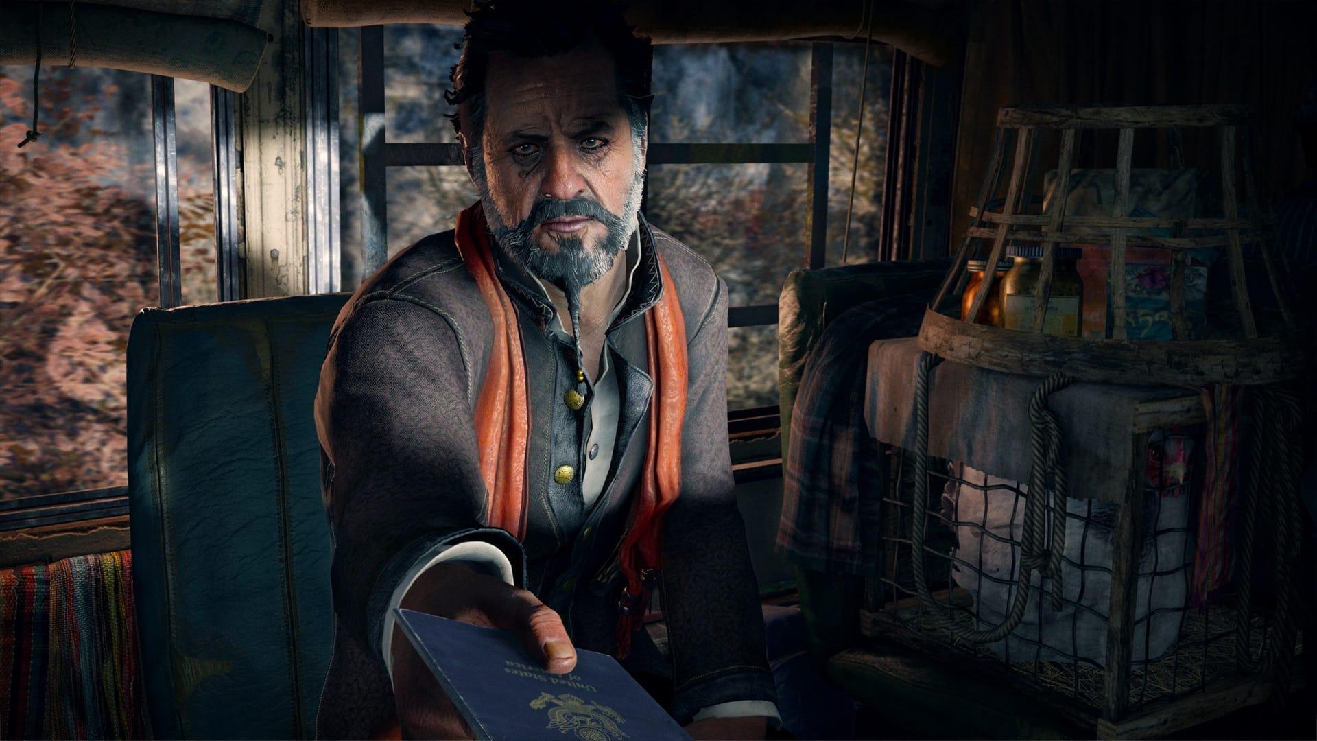 Far Cry 4 perfect Ubisoft game Ajay Ghale Kyrat Pagan Min