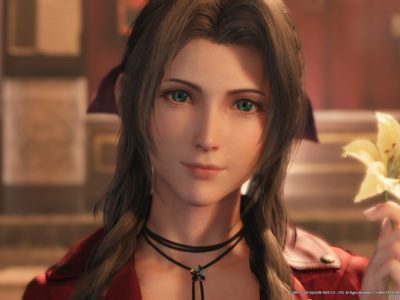 Final Fantasy VII Aeris Gainsborough legacy death Aerith PlayStation 1 hero honoring her memory, fighting for the world
