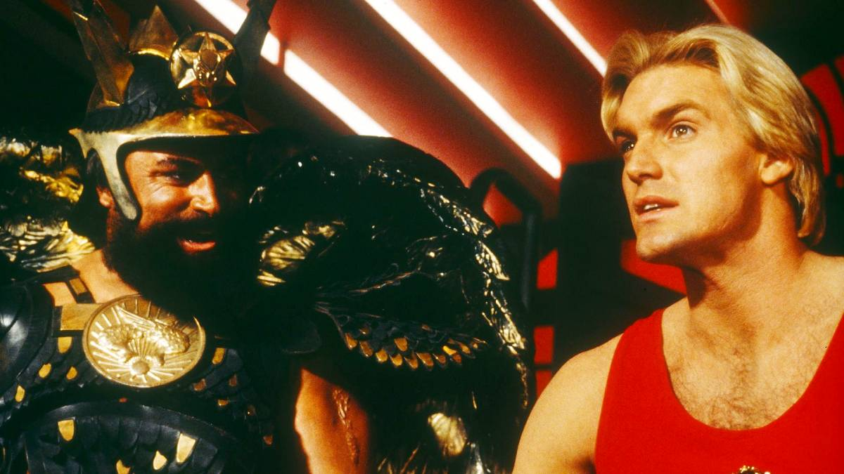 Flash Gordon and Dune Offered Secular Biblical Epic movies for the 1980s