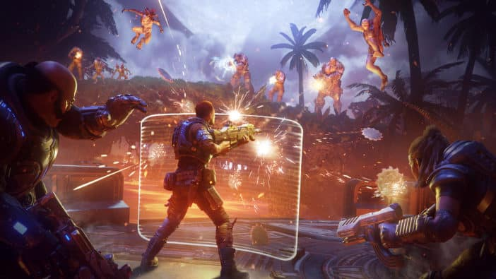Gears 5: Hivebusters like Halo 3: ODST best Xbox Series X experience from The Coalition