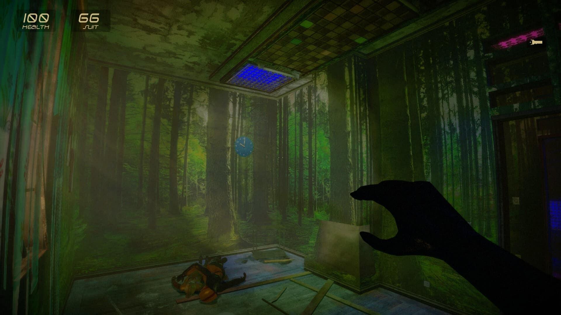 G String Eyaura LunchHouse Software Half-Life 2 mod expansion Myo Hyori cyberpunk adventure Source engine