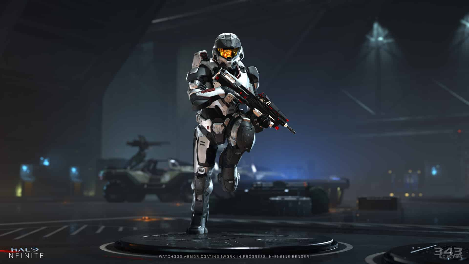 Halo Infinite release date fall 2021 343 Industries graphics enhancements