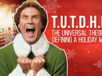 Universal Theory of Defining a Holiday Movie Christmas movies Elf Die Hard The Santa Clause Home Alone The Nightmare Before Christmas