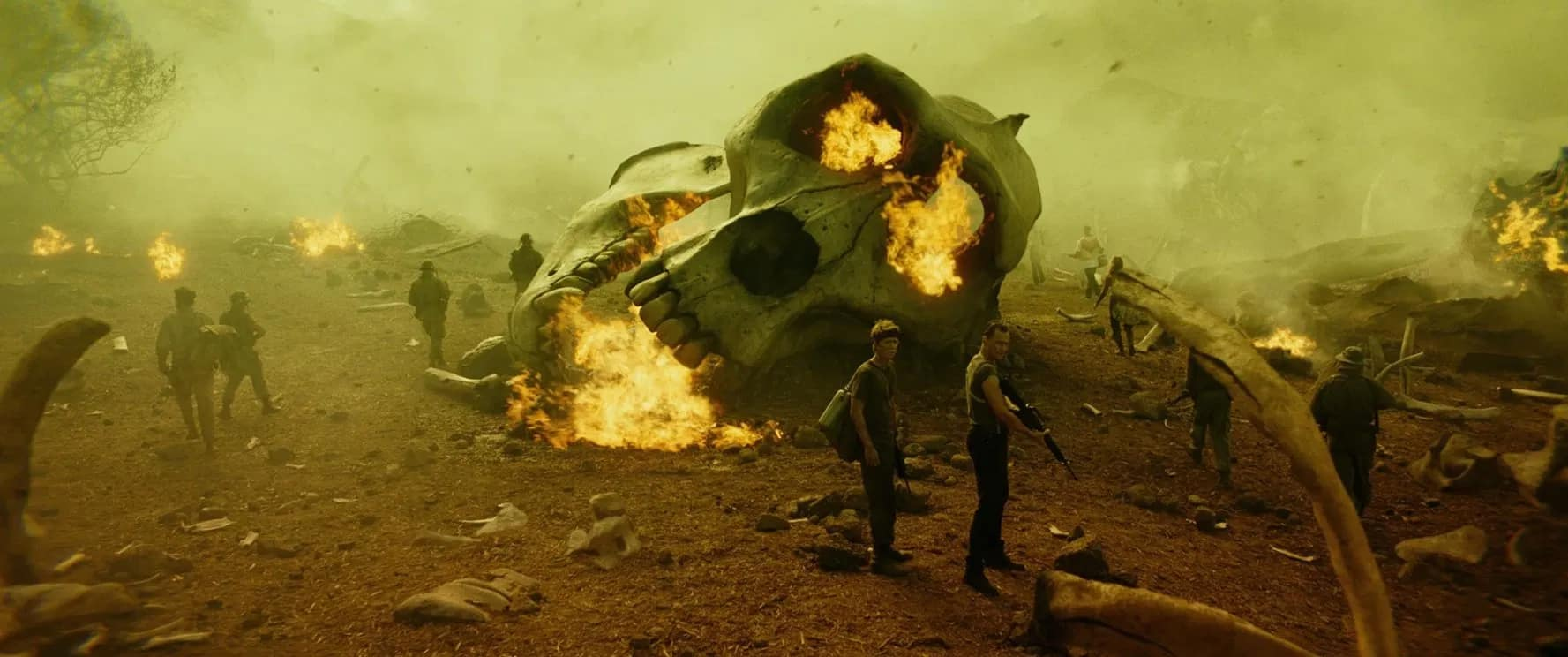 Apocalypse Now Kong: Skull Island Is an Existential War Movie