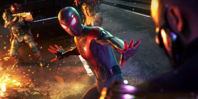 Spider-Man: Miles Morales Performance RT mode 60 FPS ray tracing insomniac games