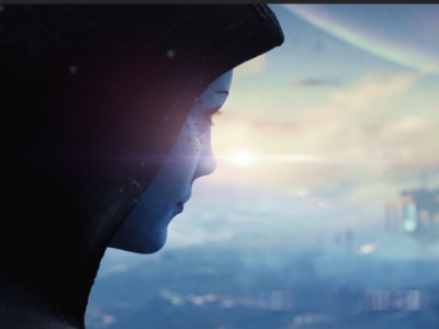 ea bioware new mass effect teaser trailer