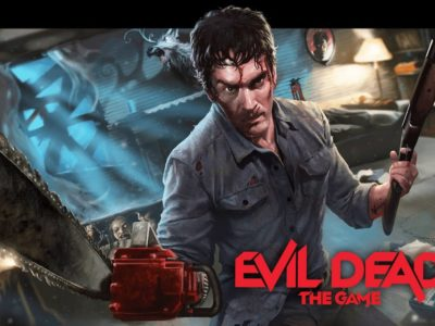Evil Dead: The Game Bruce Campbell Boss Team Games and Saber Interactive
