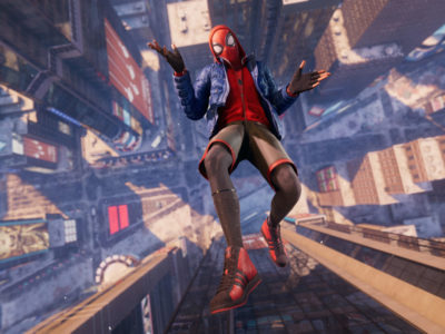Spider-Man: Miles Morales Sony PlayStation 2020 year in review PlayStation 4 PlayStation 5