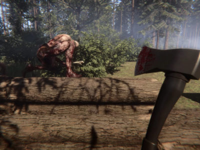 Sons of the Forest trailer 2 Endnight Games PC horror survival woods
