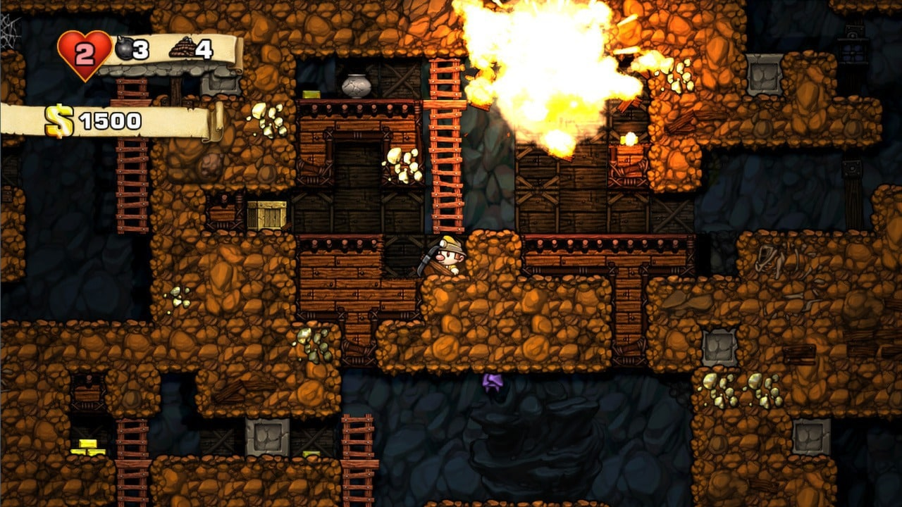 Spelunky 2 interview Derek Yu Mossmouth positive attitude and passion for indie game development