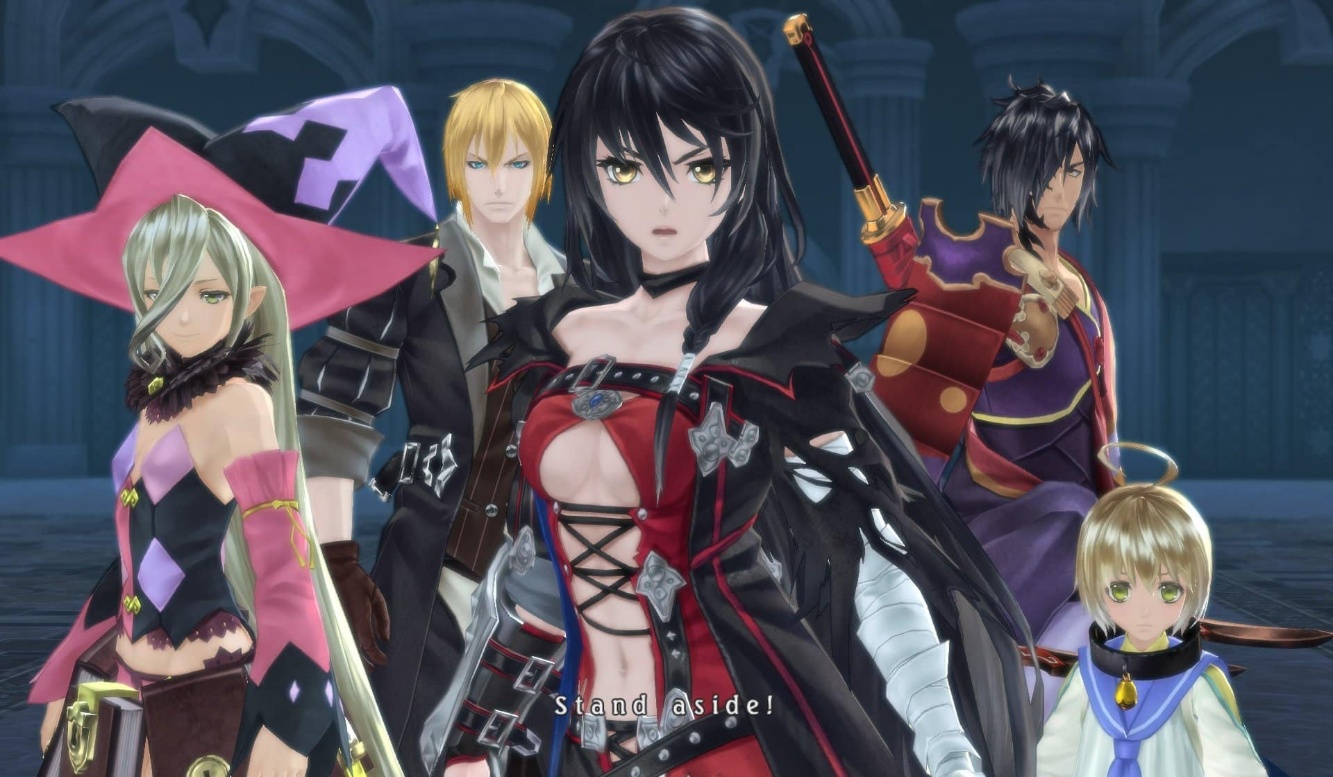 Tales of Berseria Bandai Namco velvet crowe Artorius Collbrande vengeance narrative revenge